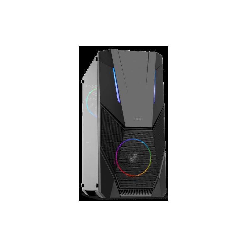 Comprar PC Gaming - BASIC - AMD AM4 Ryzen 5 2600 | 8 GB DDR4 | WIFI | 1TB