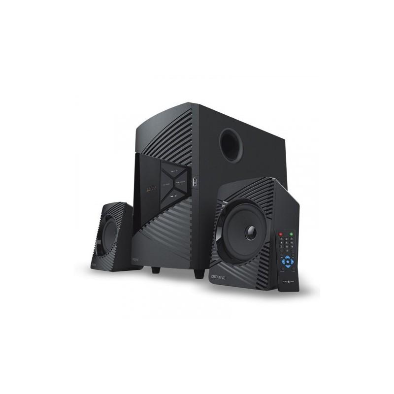 Comprar CREATIVE Colunas SYSSPKR SBS E2500 CLE-R E-X BK