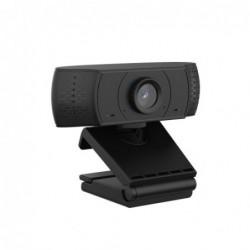 Ewent EW1590 camara web 2 MP 1920 x 1080 Pixeles USB Preto