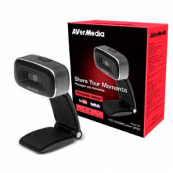 AVERMEDIA WEBCAM YOUTUBER PW310 HD 1080P CMOS (61PW310O00AB)
