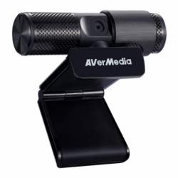 AVerMedia PW313 webcam 2 MP 1920 x 1080 Pixeles USB 2.0 Preto