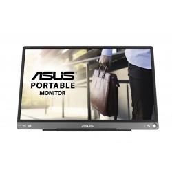 "ASUS ZenScreen MB16ACE 39,6 cm (15.6"") 1920 x 1080 Pixeles Full HD LED Cinzento"