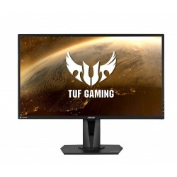 """ASUS TUF Gaming VG27BQ 68,6 cm (27"""") 2560 x 1440 Pixeles WQHD LED Preto"""
