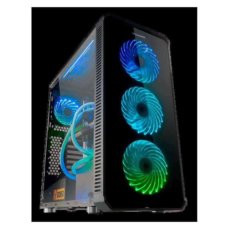 Comprar PC Gaming  AMD Ryzen 5 3600 32 GB DDR4 2TB + 500 SSD M2 GTX 1050 4 GB