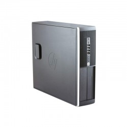 Lote 10 uds HP 6200 SFF I5 2400 3.1 GHz | 8 GB | 240 SSD | WIN 10