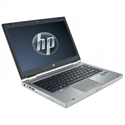 HP 8460P i5 2520M | 4 GB | 120 SSD | LEITOR | SEM WEBCAM | WIN 7 PRO | TEC ESPAÑOL