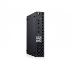 Lote 5 uds. DELL Optiplex 7060 Tiny i5 8500T 2.1GHz | 16 GB | 480 SSD | WIFI | WIN 10 PRO
