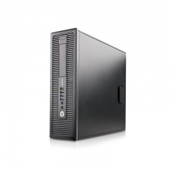 HP Elite 800 G1 SFF i5 – 4570 3.2 GHz | 16GB RAM | 240SSD + 128 SSD | GEFORCE GT 710 | WIFI | WIN 10 PRO