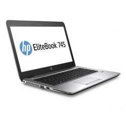 HP 745 G2 AMD A10 PRO - 7350B 2.1 GHz | 8 GB | 500 HDD | WEBCAM | WIN 10 PRO
