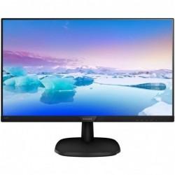 Monitor philips 243v7qdsb 23.8' full hdu Preto