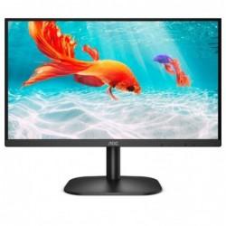 Monitor aoc 24b2xdam 23.8'u full hdu multimediau Preto