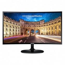 Monitor curvo samsung c24f390fhr 23.5' full hdu Preto