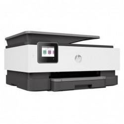 Multifuncional hp officejet pro 8024 wifi fax duplex branco