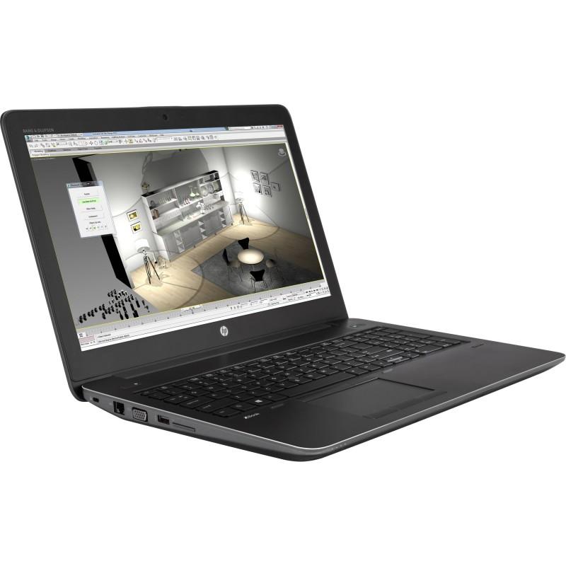 Comprar HP ZBOOK 15 G4  I7-7820HQ   8 GB   240 SSD   SEM LEITOR   WEBCAM   WIN 10 PRO   NVIDIA QUADRO M2200 4GB   FHD   HDMI