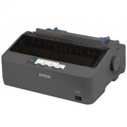 IMPRESORA EPSON LX 350 MATRICIAL 9 AGUJAS MONOCROMÁTICA PARALELO/USB 220V