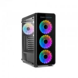 PC Intel I5 11400 (11º) 2.6 Ghz | 8GB |  240 SSD + 1 TB |GT 710 2 Gb