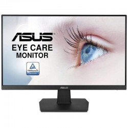 ASUS VA27EHE 27 'IPS HDMI VGA LED MONITOR FILTRO DE LUZ AZUL SEM PISCANDO VESA 100 * 100