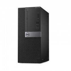DELL Optiplex 7050 MT i5 7400 3.4 GHz | 8 GB | 512 M.2 | WIFI | WIN 10 PRO