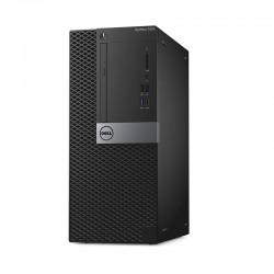 DELL Optiplex 7050 MT i5 7400 3.4 GHz | 8 GB | 480 SSD + 1TB HDD | WIFI | WIN 10 PRO