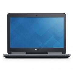 DELL 7510 i7 6820HQ 2.7 GHz | 8 GB | 240 SSD |  WEBCAM | QUADRO M1000M 2GB | HDMI | WIN 10 PRO