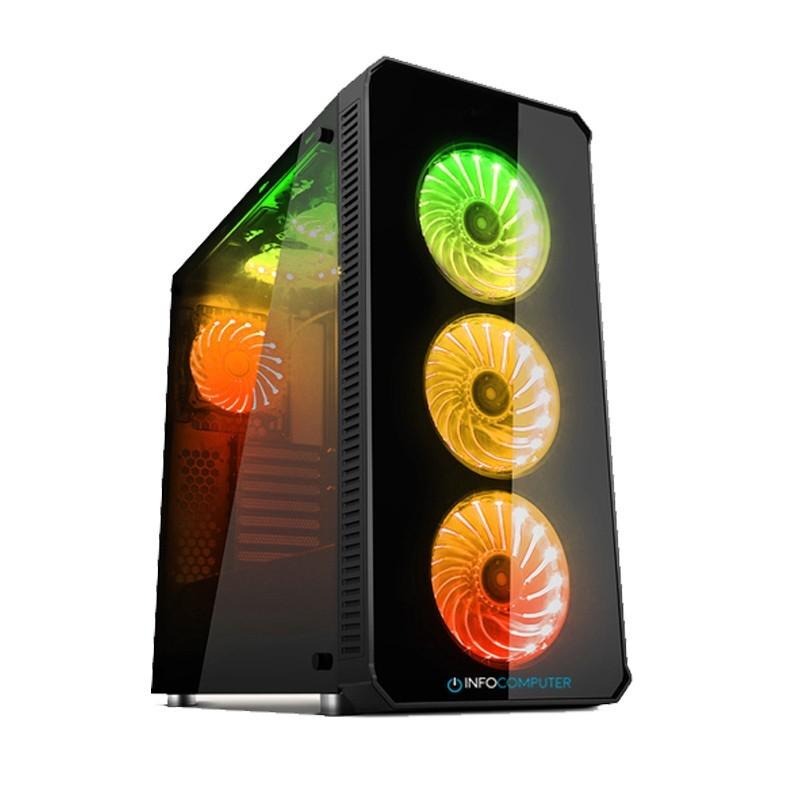 Comprar PC GAMING  Intel i7-10700 2.9 GHz  32 GB RAM DDR4 480 SSD+2TB HDD VGA GTX 1660 6GB  W10 HOME