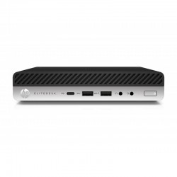 HP 800 G4 MINI PC ( TINY) Intel Core I5 8400T 1.7 GHz | 8 GB | 240 M.2 | WIFI | WIN 10 PRO