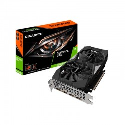 VGA GIGABYTE GV-N1660OC-6GD NV GTX1660 GDDR5 6GB 192BIT HDMI+3DP WINDFORCE 2X