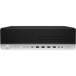 HP EliteDesk 800 G3 SFF I5 7400 3.0 GHz   8 DDR4   256 NVME   WIFI   WIN 10 PRO
