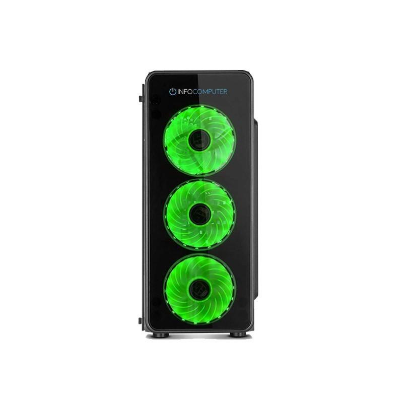Comprar PC Gaming Intel i5-10400 2.9GHz 32 GB  RAM 240 SSD + 1TB HDD GTX 1660 6GB