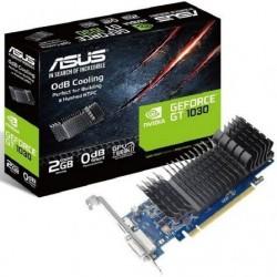 ASUS GEFORCE GT 1030 SL 2GB BRK GPU 1506MHZ OPENGL 4,5 2GB GDDR5 PCI EXPRESS 3.0 DVID HDMI HDCP