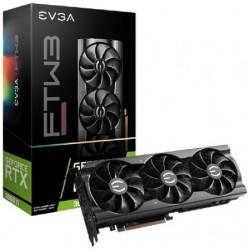 EVGA GeForce RTX 3060 Ti FTW3 Ultra Gaming Placa de vídeo 8GB GDDR6  LHR