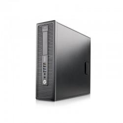 Comprar HP 800 G2 SFF I5 6500 3.2 GHz | 8 GB | 480 SSD | GRAFICA 1GB | WIFI | WIN 10 PRO | 2 X LCD 24 NOVO