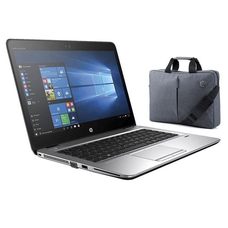 Comprar HP Elitebook 745 G3 AMD A10 PRO-8700B | 4 GB | 480 SSD | Bateria Nova | WIN 10 PRO | Mala HP