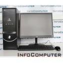 Computador barato novo Amd X2 A4 6320 3.8Ghz, Monitor LCD 21,5''