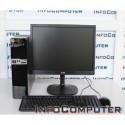 Computador barato novo Intel Core i3-4170 3.7 Ghz, Monitor LCD 21.5''