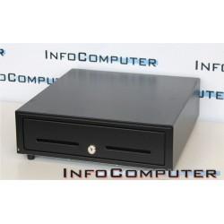 Gaveta de Dinheiro 410 HQ-B, Cajón 41x41, automático, negro online