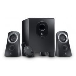 Colunas Som Logitech Z-313 Speaker System 2.1 25w
