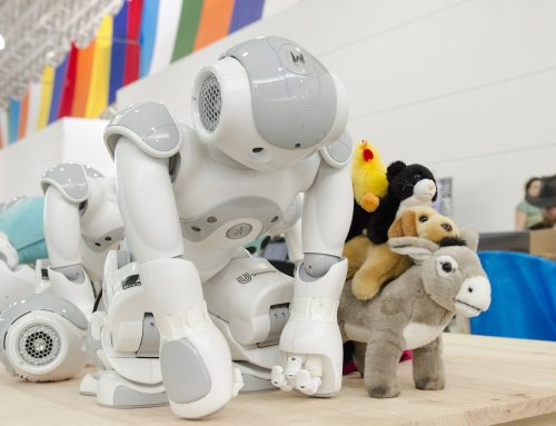Robótica Educativa. O futuro dos estudantes