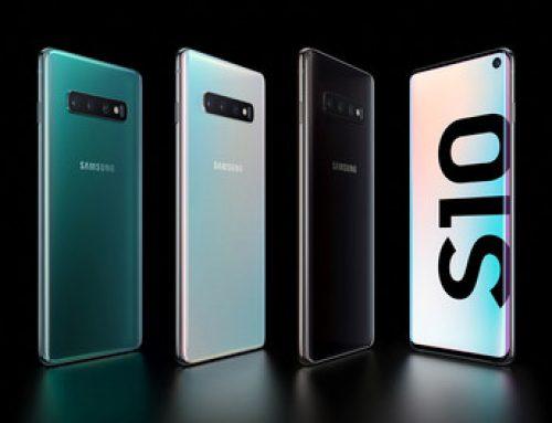 Samsung Galaxy S10. A evolução
